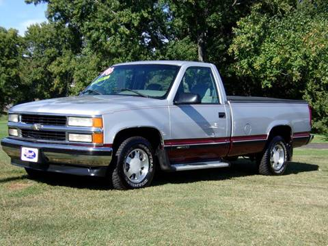 1996 Chevrolet C/K 1500 Series for sale in Marietta, OH