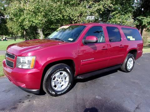 2007 Chevrolet Suburban for sale in Marietta, OH