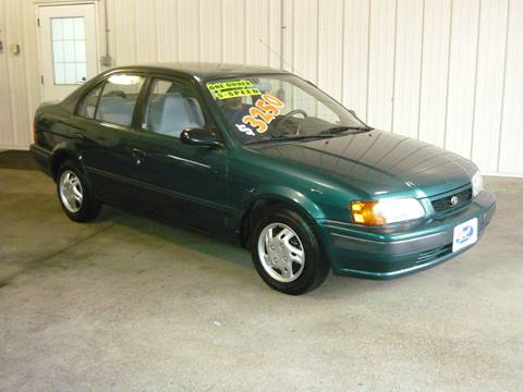 1995 Toyota Tercel for sale in Marietta, OH