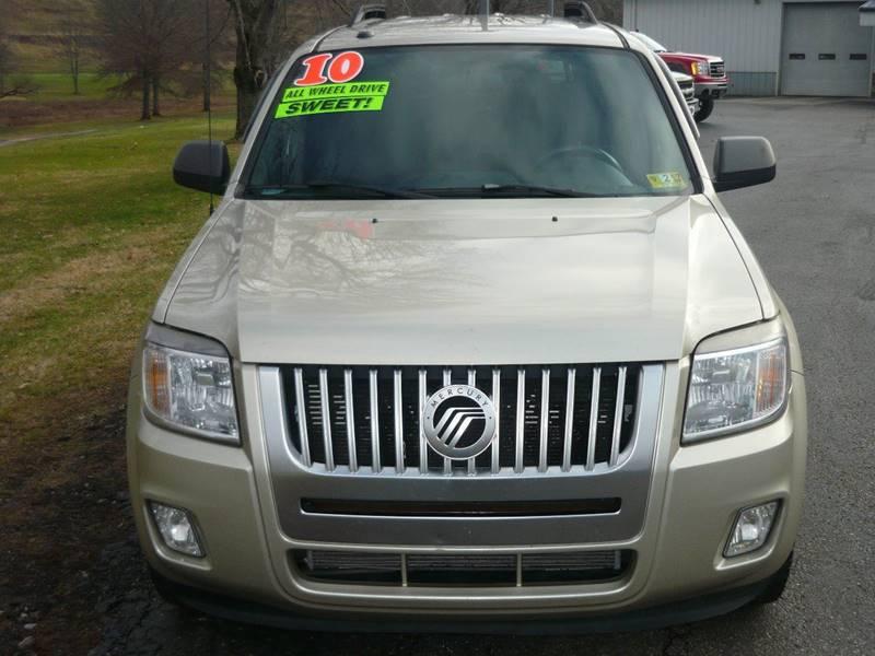 2010 Mercury Mariner AWD V6 4dr SUV - Marietta OH