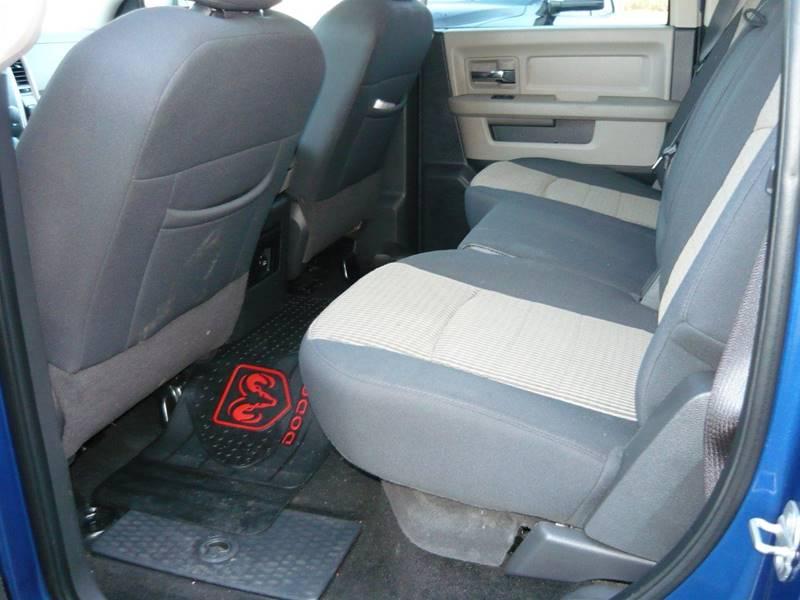2010 Dodge Ram Pickup 1500 4x4 SLT 4dr Crew Cab 5.5 ft. SB Pickup - Marietta OH