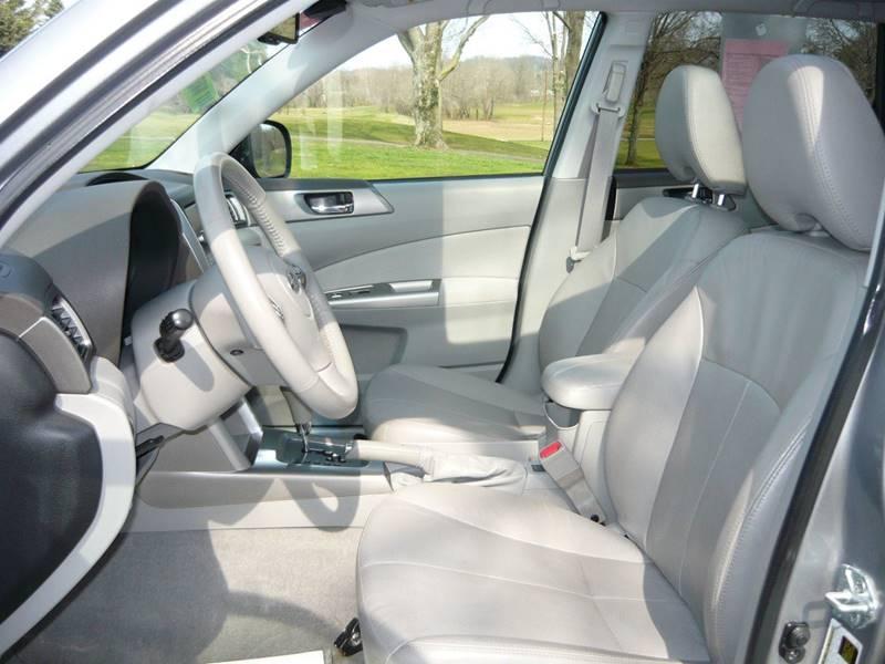 2009 Subaru Forester AWD 2.5 X Limited 4dr Wagon 4A - Marietta OH