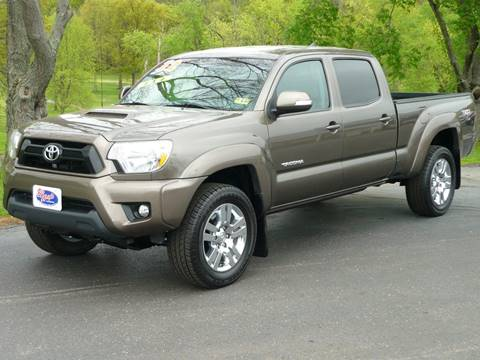 2012 Toyota Tacoma for sale in Marietta, OH