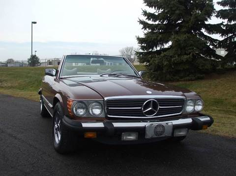 1978 Mercedes-Benz 450-Class for sale at Heartbeat Used Cars & Trucks in Clinton Twp MI
