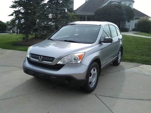 2008 Honda CR-V for sale at Heartbeat Used Cars & Trucks in Clinton Twp MI
