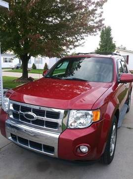 2012 Ford Escape for sale at Heartbeat Used Cars & Trucks in Harrison Twp MI