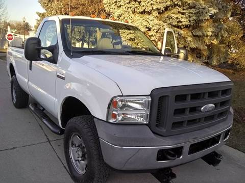 2005 Ford F-250 Super Duty for sale at Heartbeat Used Cars & Trucks in Clinton Twp MI