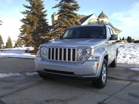 2011 Jeep Liberty for sale at Heartbeat Used Cars & Trucks in Clinton Twp MI