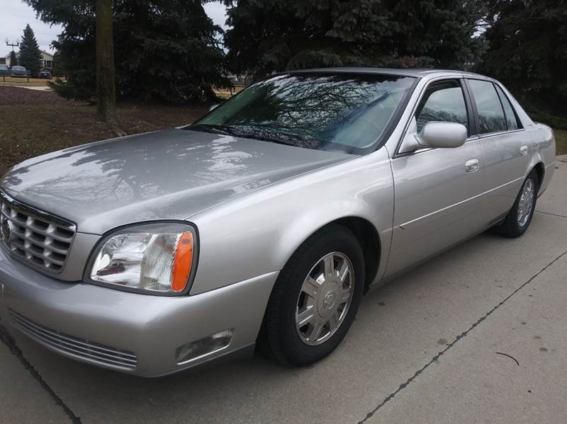 2005 Cadillac DeVille for sale at Heartbeat Used Cars & Trucks in Harrison Township MI