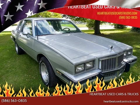 1985 Pontiac Grand Prix for sale in Clinton Twp, MI