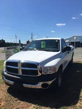 2005 Dodge Ram Pickup 1500 for sale in Dillwyn, VA