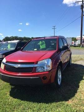 2005 Chevrolet Equinox for sale in Dillwyn, VA