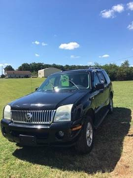2004 Mercury Mountaineer for sale in Dillwyn, VA