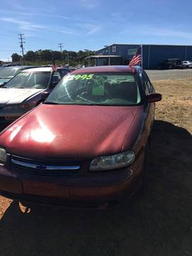 2002 Chevrolet Malibu for sale in Dillwyn, VA