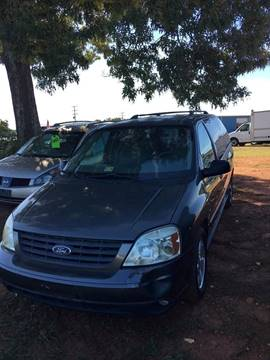 2006 Ford Freestar for sale in Dillwyn, VA