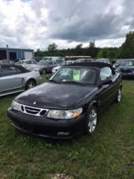 2002 Saab 9-3 for sale in Dillwyn, VA