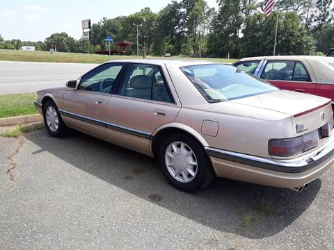 1996 Cadillac Seville SLS for sale at Lighthouse Truck and Auto LLC in Dillwyn VA