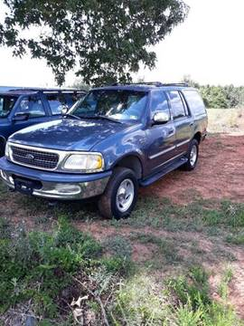 1998 Ford Expedition Eddie Bauer for sale at Lighthouse Truck and Auto LLC in Dillwyn VA