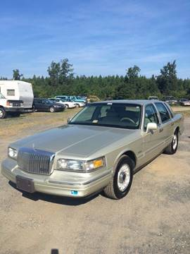 1997 Lincoln Town Car for sale in Dillwyn, VA