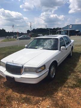 1995 Lincoln Town Car for sale in Dillwyn, VA