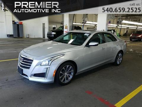 2016 Cadillac CTS for sale in Dumfries, VA