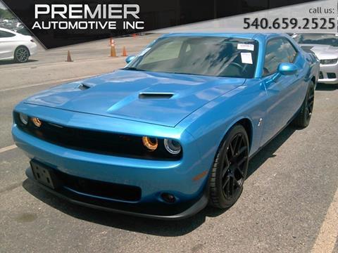 2015 Dodge Challenger for sale in Dumfries, VA