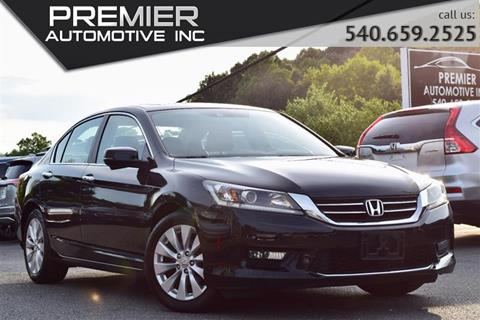 2014 Honda Accord for sale in Dumfries, VA