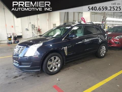 2016 Cadillac SRX for sale in Dumfries, VA