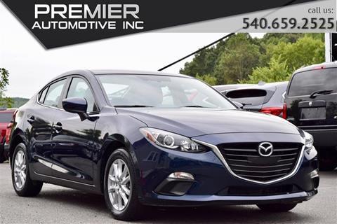 2016 Mazda MAZDA3 for sale in Dumfries, VA