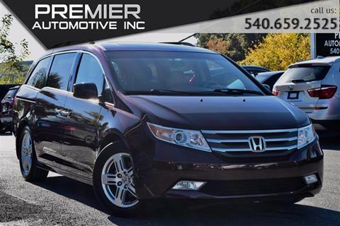 2012 Honda Odyssey for sale in Dumfries, VA