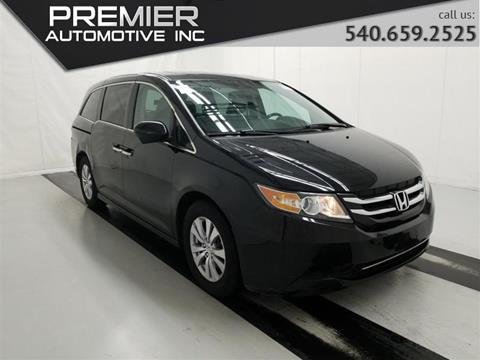 2016 Honda Odyssey for sale in Dumfries, VA