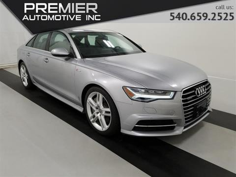 2016 Audi A6 for sale in Dumfries, VA