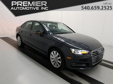 2017 Audi A4 for sale in Dumfries, VA