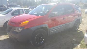 2001 Pontiac Aztek for sale in Coeur D'Alene, ID