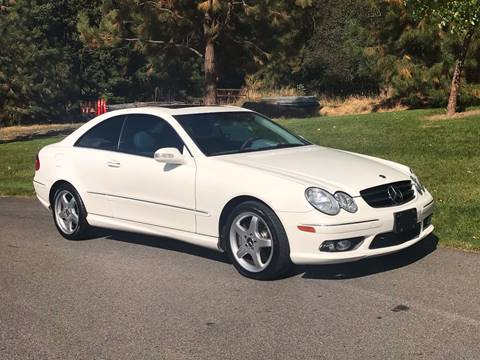 2004 Mercedes-Benz CLK for sale in Coeur D'Alene, ID