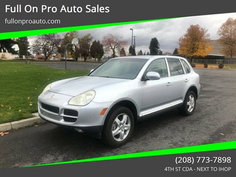 2004 Porsche Cayenne for sale in Post Falls, ID