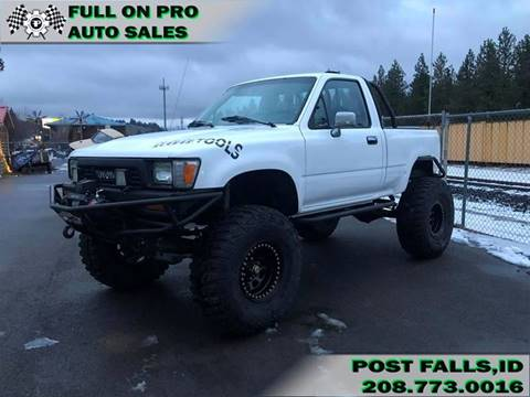 1991 Toyota Pickup for sale in Post Falls, ID