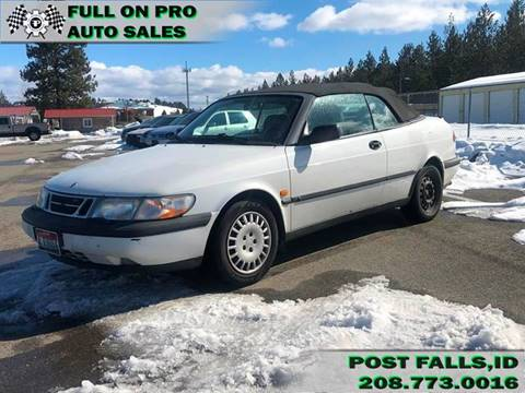 1995 Saab 900 for sale in Post Falls, ID