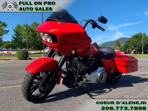 2017 Harley-Davidson Road Glide for sale in Coeur D'Alene, ID