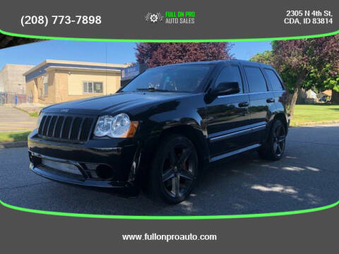 2010 Jeep Grand Cherokee for sale at Full On Pro Auto in Coeur D'Alene ID