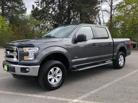 2015 Ford F-150 for sale at Full On Pro Auto in Coeur D'Alene ID