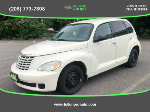 2007 Chrysler PT Cruiser for sale at Full On Pro Auto in Coeur D'Alene ID