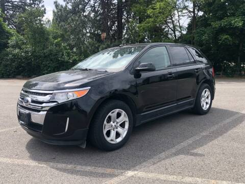 2012 Ford Edge for sale at Full On Pro Auto in Coeur D'Alene ID