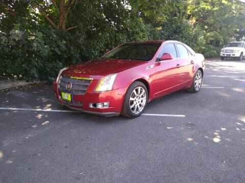 2009 Cadillac CTS for sale at Full On Pro Auto in Coeur D'Alene ID