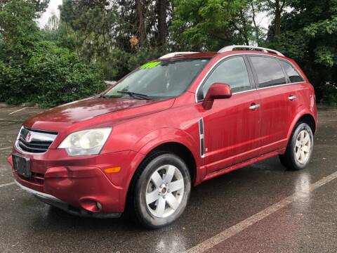2008 Saturn Vue for sale at Full On Pro Auto in Coeur D'Alene ID