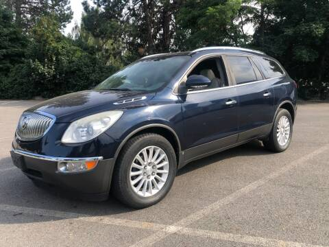 2009 Buick Enclave for sale at Full On Pro Auto in Coeur D'Alene ID