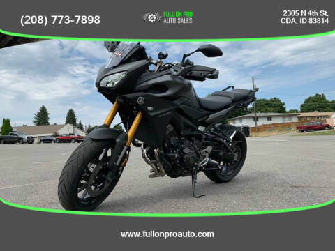 2015 Yamaha FJ-09 for sale at Full On Pro Auto in Coeur D'Alene ID