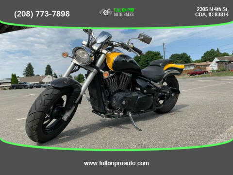 2008 Suzuki Boulevard  for sale at Full On Pro Auto in Coeur D'Alene ID