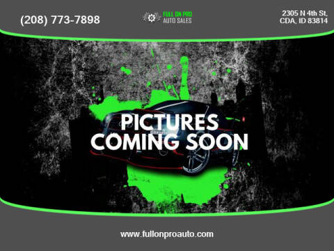 2008 Mazda Tribute for sale at Full On Pro Auto in Coeur D'Alene ID