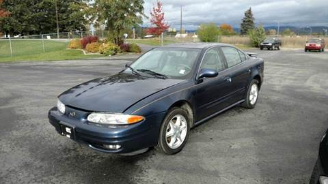 2001 Oldsmobile Alero for sale in Coeur D'Alene, ID